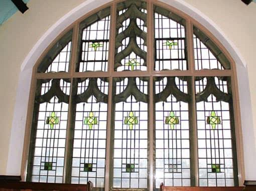 Church Bespoke Windows