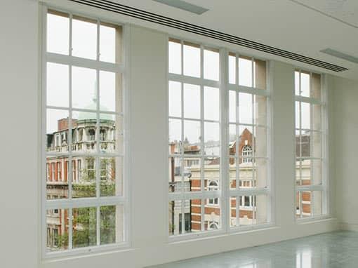 High-Performing Secondary Glazing Sash Windows