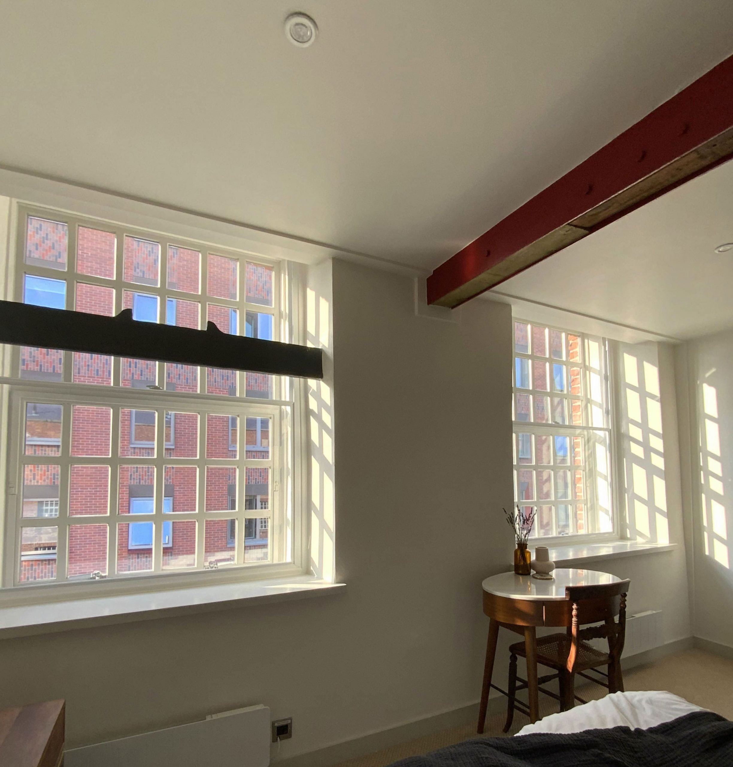 Listed Property fitted with Granada Secondary Glazing