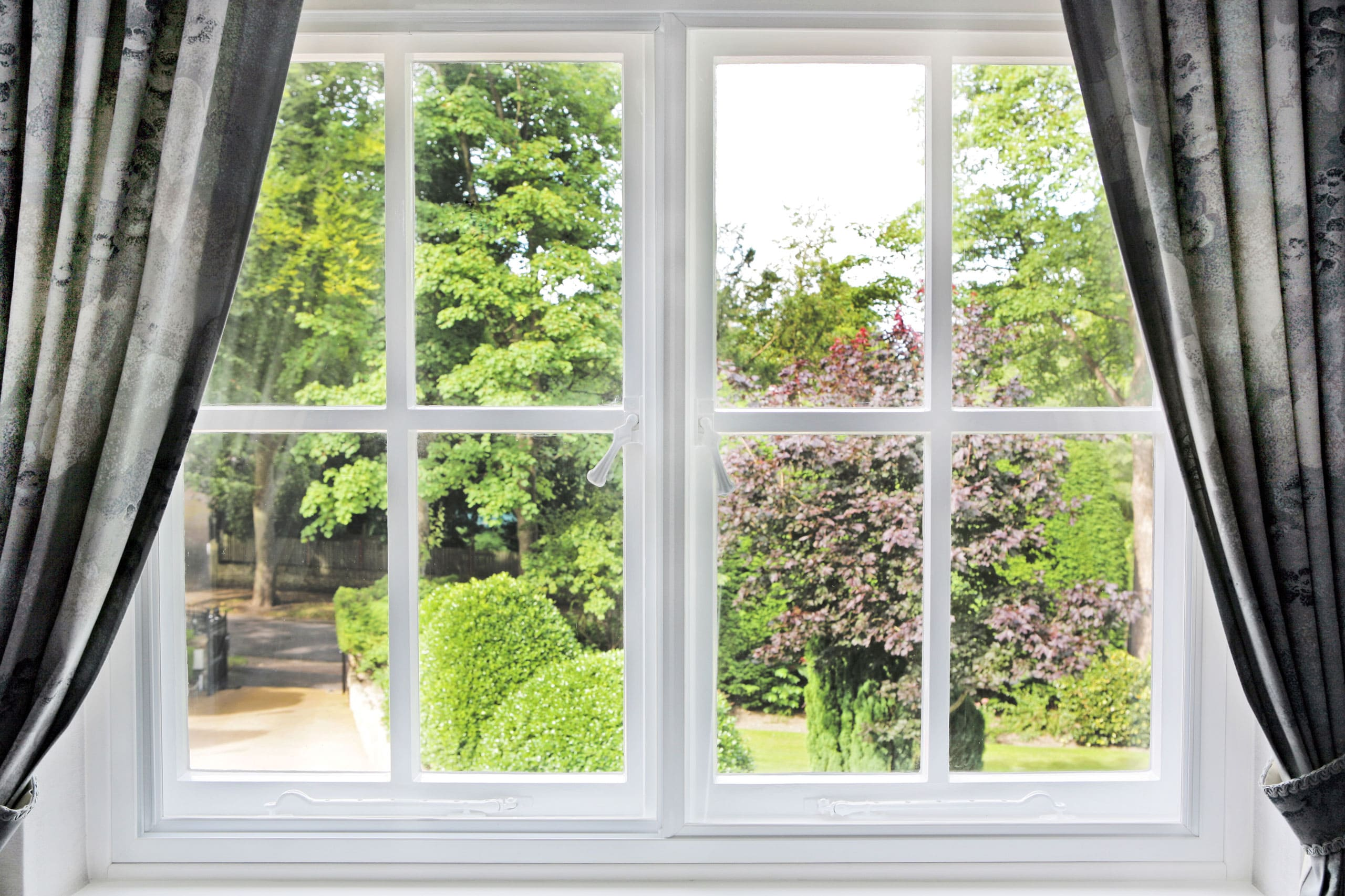 Home fitted with Granada Secondary Glazing